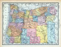 Page 104 - Oregon, World Atlas 1911c from Minnesota State and County Survey Atlas